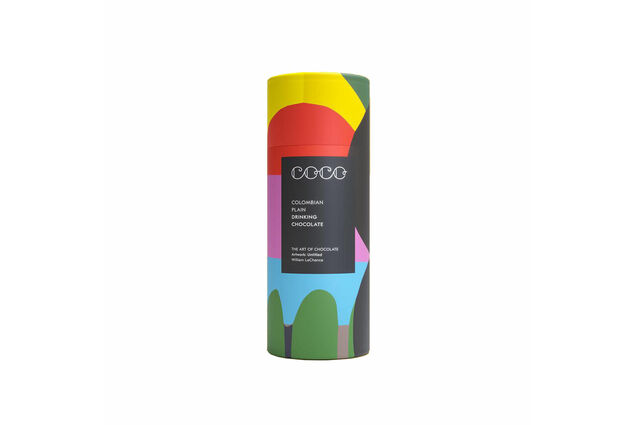 Coco Chocolatier Colombian Plain Drinking Chocolate (200g)