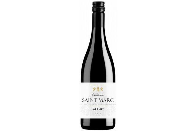 Reserve Saint Marc Merlot (75cl)