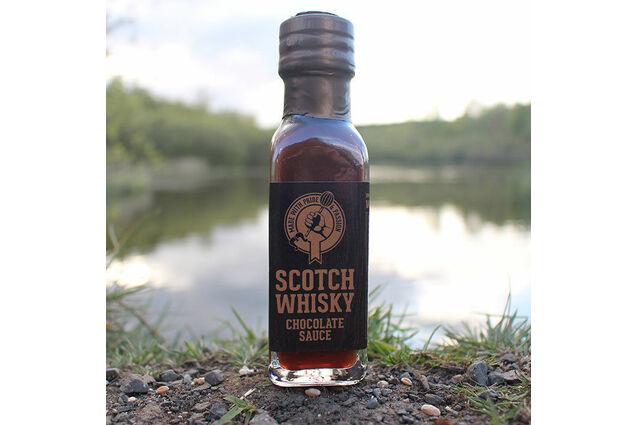 The Whisky Sauce Co. Scotch Whisky Chocolate Sauce