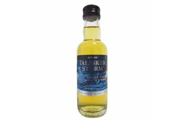 Talisker Storm Single Malt Whisky Miniature (5cl)