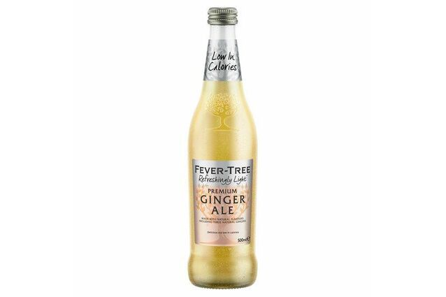 Fever Tree Ginger Ale (500ml)