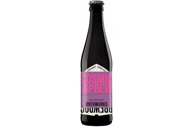 Brewdog Overworks Cosmic Crush Raspberry Sour Ale (330ml)