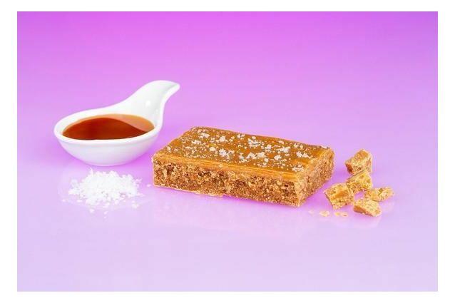 Ochil Fudge Pantry Salted Caramel Fudge (100g)