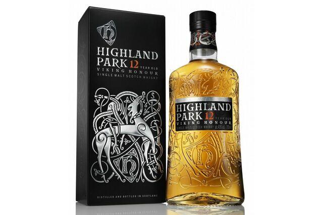 Highland Park Distillery 12 Year Old Single Malt Whisky (70cl)