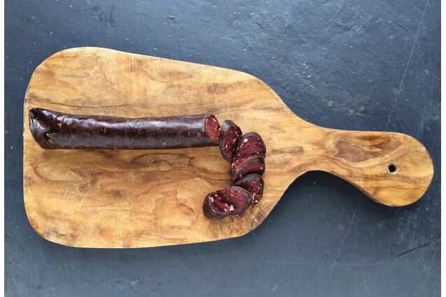 Great Glen Charcuterie Chilli Venison Chorizo (65g)