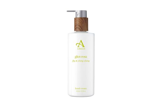 Arran Aromatics Glen Rosa Hand Cream (300ml)