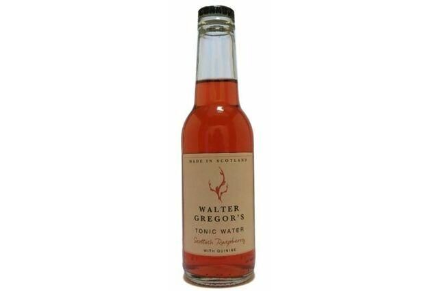 Walter Gregor's Scottish Raspberry Tonic Water (200ml)
