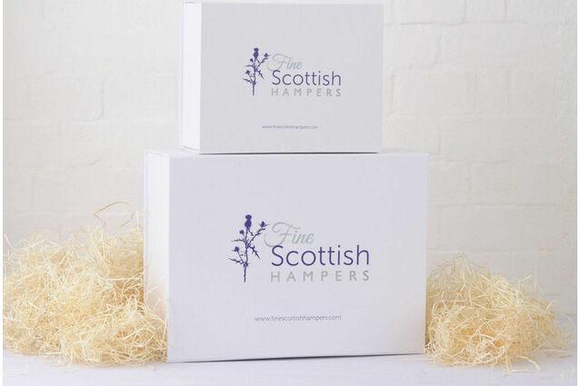 White Luxury Gift Box