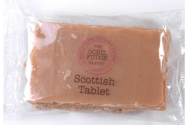 The Ochil Fudge Pantry Homemade Scottish Tablet (90g)