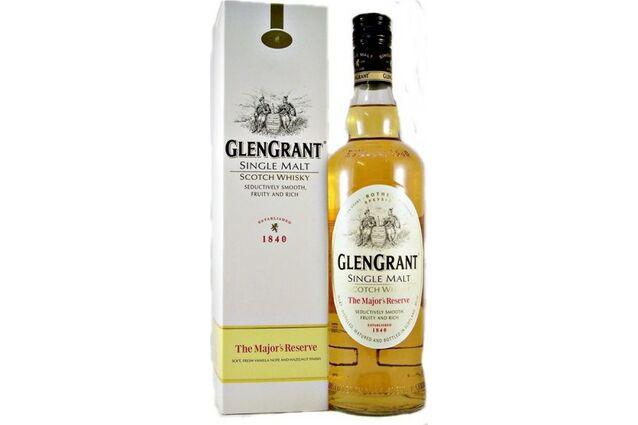 Glen Grant Distillery The Major's Reserve Scotch Whisky (70cl)