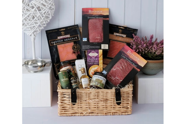 The Smokehouse - Whisky Miniatures Hamper